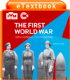 The First World War with Imperial War Museums Whiteboard eTextbook  [L]